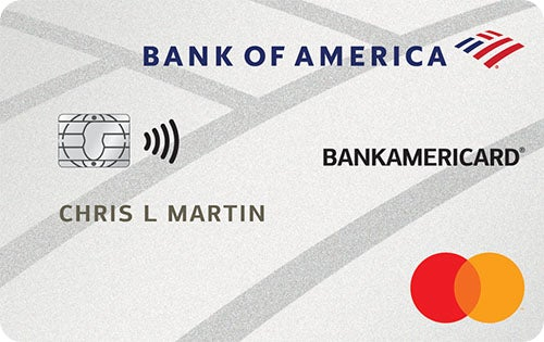 BankAmericard® credit card