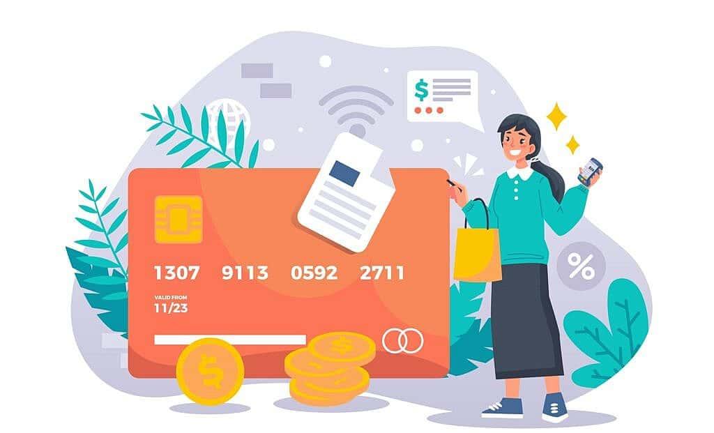 Credit Card BehindCredit